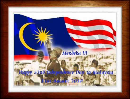 Malaysia's 53rd Merdeka (Independence) Day